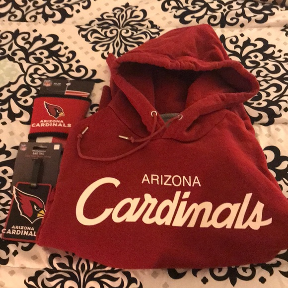 new concept 36040 59e61 🌟Arizona Cardinals Nike Sweatshirt & free gifts!